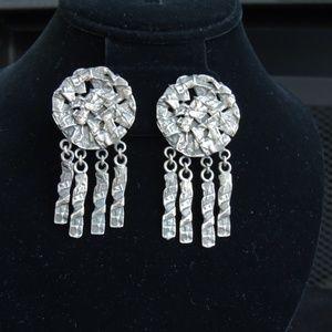 Famous RACHEL GERA 925 Sterling Silver Earrings